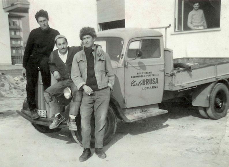 Carla Brusa e Italo Bazzi